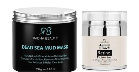 Moisturiser or Dead Sea Mask