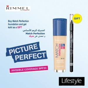 Rimmel Makeup Collection Promo