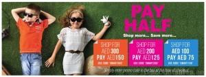 Smart Baby online Shop Pay Half Promo