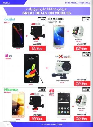 Smartphones Great Deals