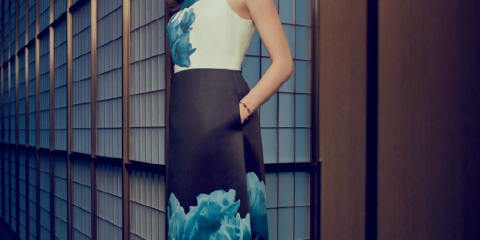 Ted Baker's New Collection