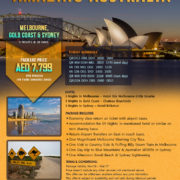 Australia Tour Package Offer