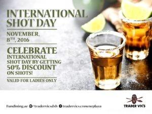 International Shot Day