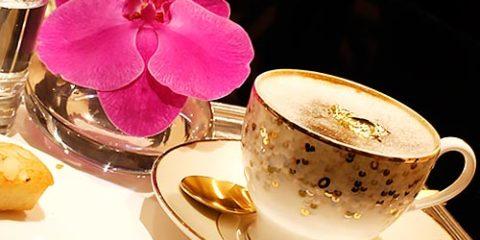 Golden Afternoon Tea