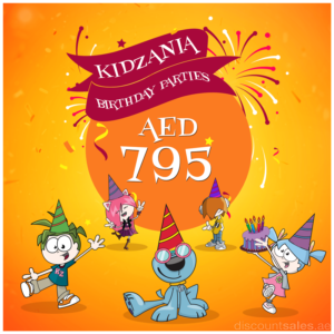 KidZania Birthday Party Package