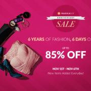 MarkaVIP Anniversary Sale Offers