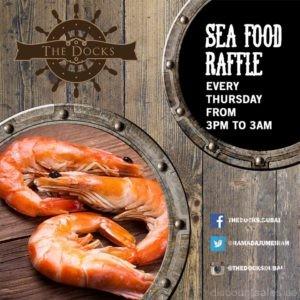Seafood Raffle