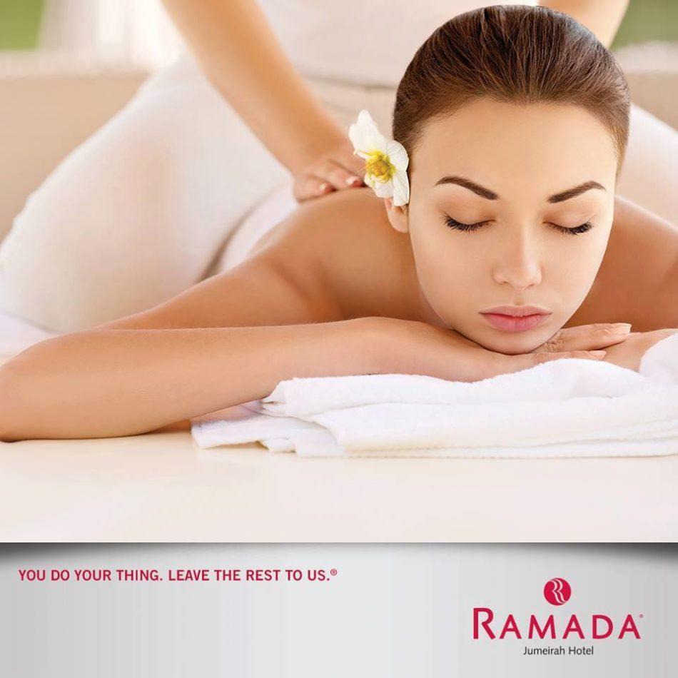 Exhale Spa Oriental Massage Offer