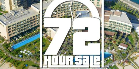 72 Hours Sales Promo