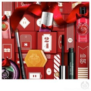 Body Shop Christmas Promo