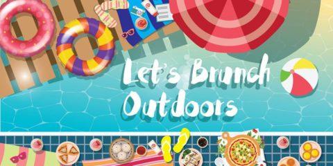 Outdoors Brunch
