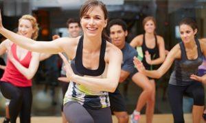Six Fitness Dance Classes