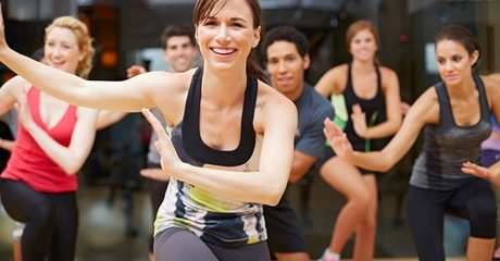 Six Fitness Dance Classes