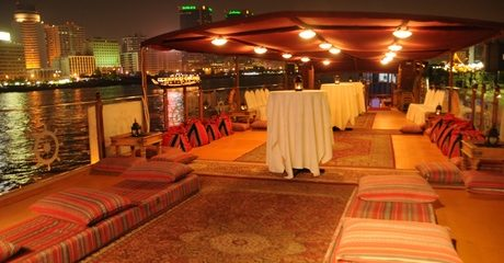 Luxury Dinner and a Dhow Cruise