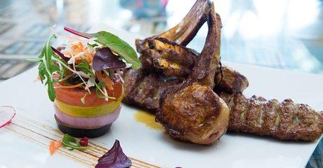 AED 100 Toward Persian Cuisine