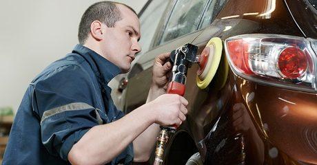 Car Panel Dent and Scratch Repair