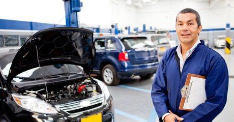 Car AC Inspection