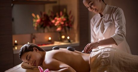 Spa Treatment with Health Club Access