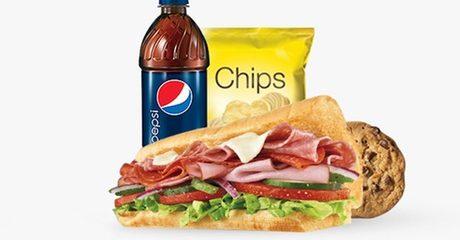 Combo Sandwich Meal