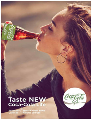 New Coca-cola life Offer
