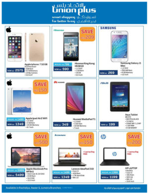 Selected Gadgets & Electronics Special Offer
