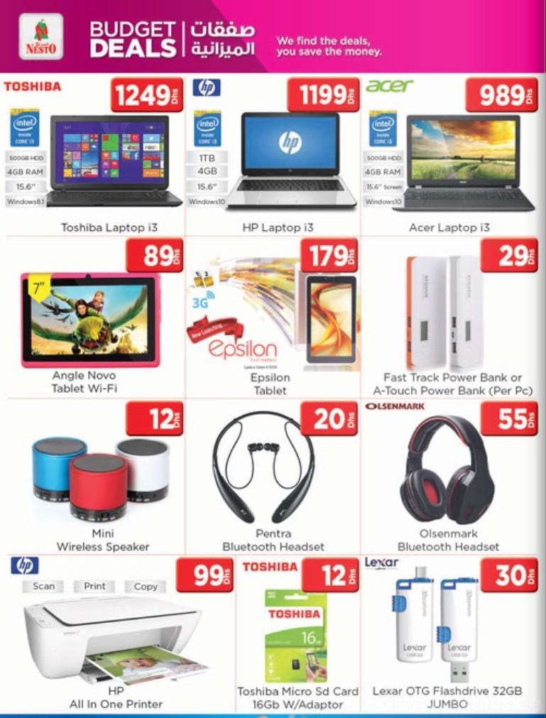 Assorted Electronics