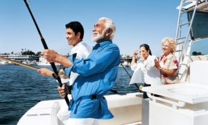 Fishing Trip For Up to Nine