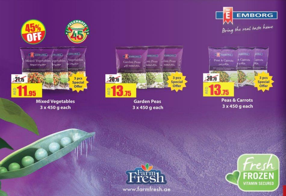 Emborg Frozen Products