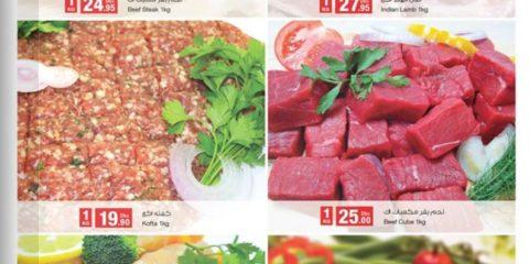 Fresh Meat on Sale