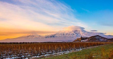 ✈ Armenia National Break with Flights