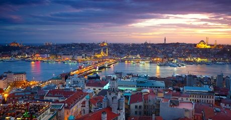 ✈ National Day: 4* Istanbul Break with Flights