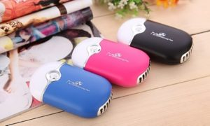 Mini Rechargeable Air-Conditioner