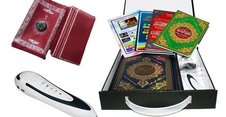Digital Quran Reading Pens