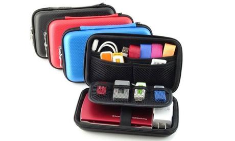 Electronics Travel-Pack Organiser