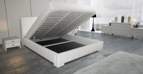 Odea Bed Frame with Mattress