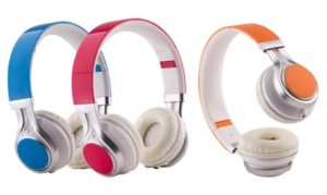 Foldable Hands-Free Headphones