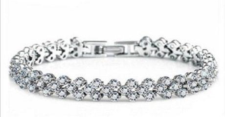 "7.25"" Tennis Bracelet"