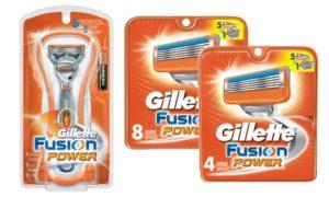 Gillette Fusion Power Razor