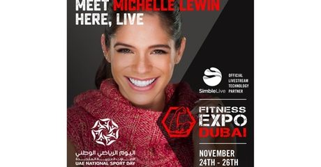 Fitness Expo Dubai 2016: Child (AED 35)