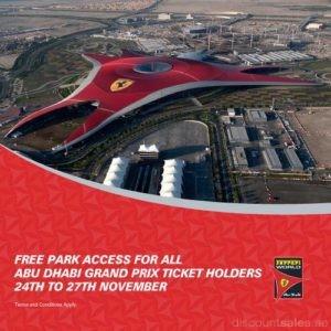 FREE Park Access