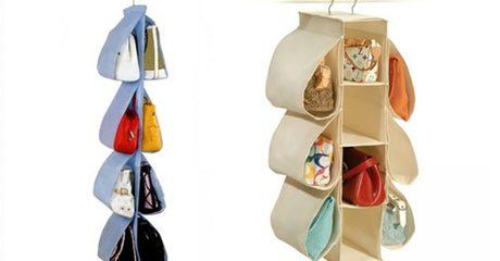 Hanging Handbag Organiser