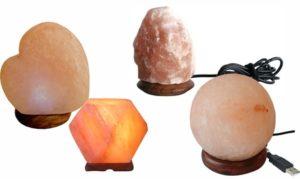 Himalayan USB Rock Salt Lamp
