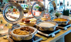 Lunch or Themed Dinner Buffet