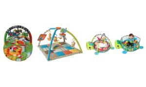 Infantino Baby Activity Gym and Playmat