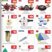Assorted Kitchenwares Deal