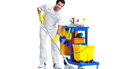 Up to 8 hours of Home Cleaning from Klarity Cleaning Services
