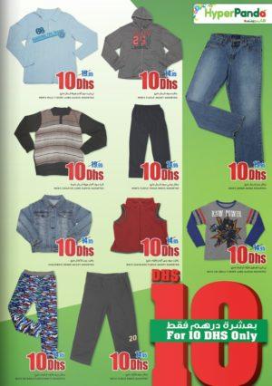 Assorted Ladies & Men's wear