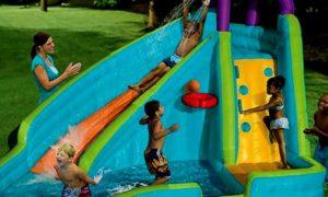 Little Tykes Slide Bouncers