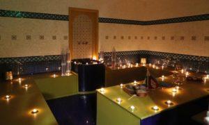 Moroccan Bath or Massage