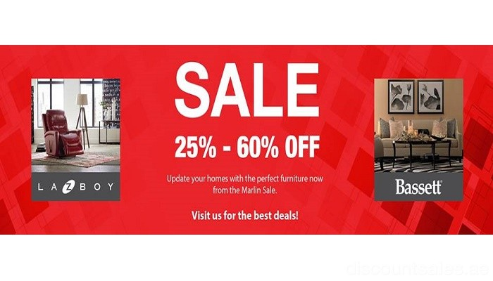 Weekend sale big discounts 20 to 60 off discountsales for Labor day weekend furniture sales